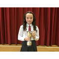 Agnew Cup for P4 Sports