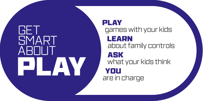 Get Smart About PLAY logo