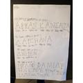 Aryan - Greek alphabet