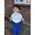 1M Arham - 'What's the time Mr Wolf?'