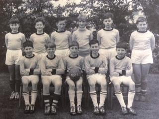 1963-4 Football Team