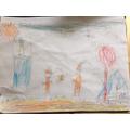 Benjamin's Sun Safety Poster