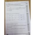 Saanvi - Grammar work