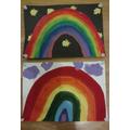 Sophia - NHS Rainbow Poster