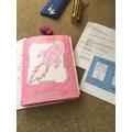 Ruby - Home School Folder