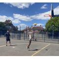 Basketball Practise
