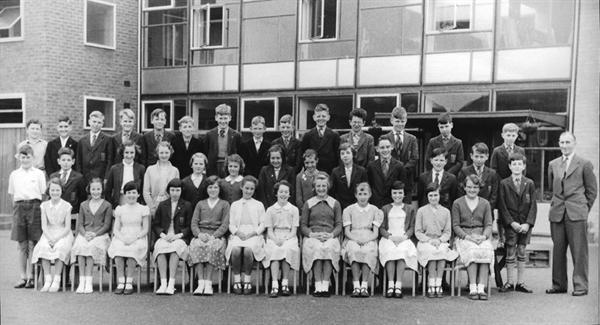 The Original Class - 1957