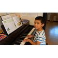 Piano Practise