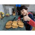 Cookies look good!
