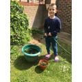 Gardening Skills!