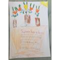 Sophie - Seed Packet design