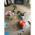 Lara - dinosaur adventure