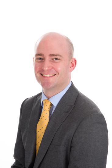 Mr J Anderson - Vice Principal