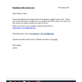 Breakfast & Afterschool Club booking forms
