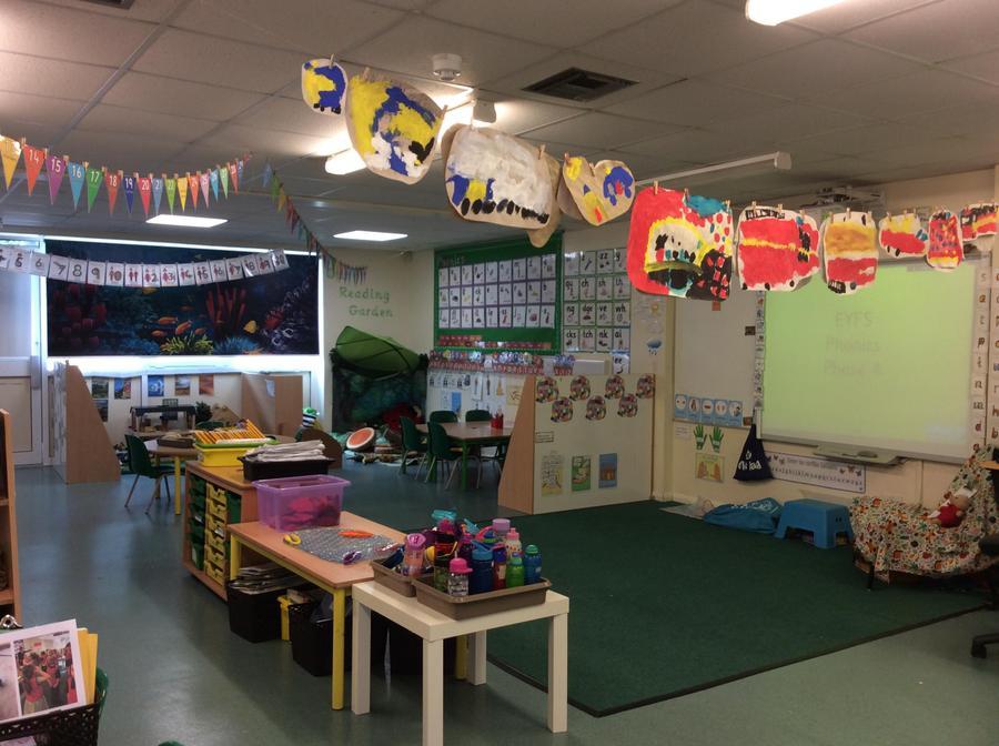 Ladybird Classroom