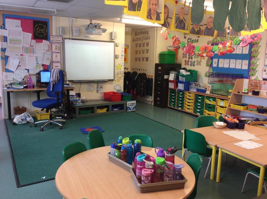 Butterfly Classroom