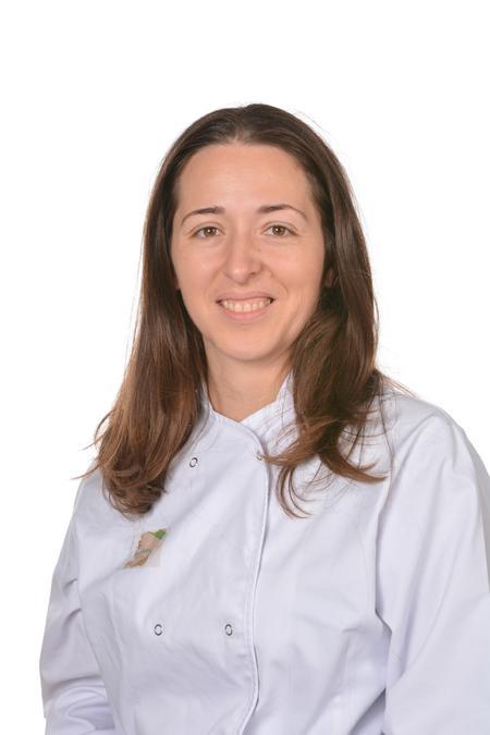 Ms Pascu - Kitchen Staff