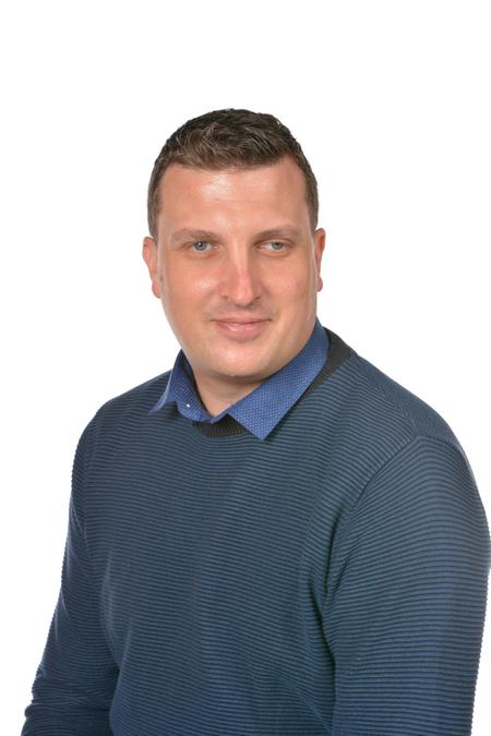 Mr Darani - Teaching Assistant