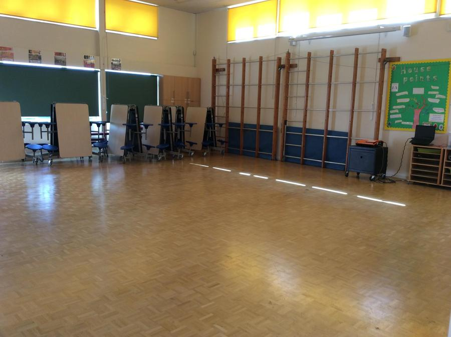 Reception & KS1 Assembly & P.E Hall