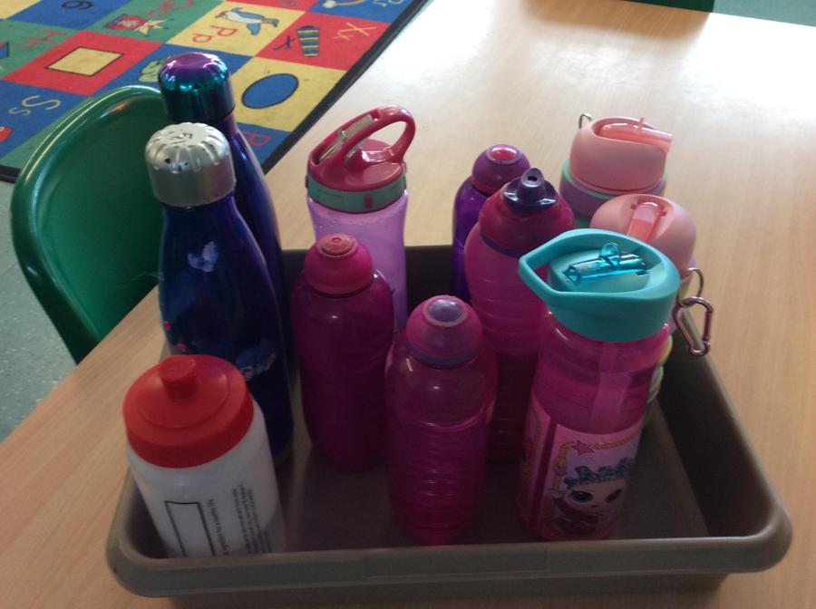 Water Bottle Tray