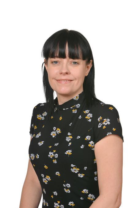 Miss Pitt - Speech and Language TA