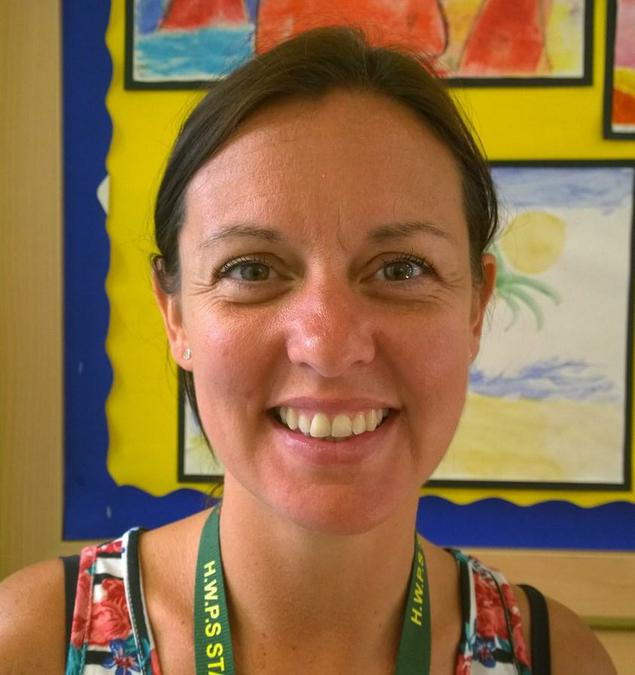 Mrs Tame - Teacher