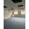 One of our classrooms with air con!