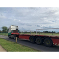 The delivery lorry of over 20 m