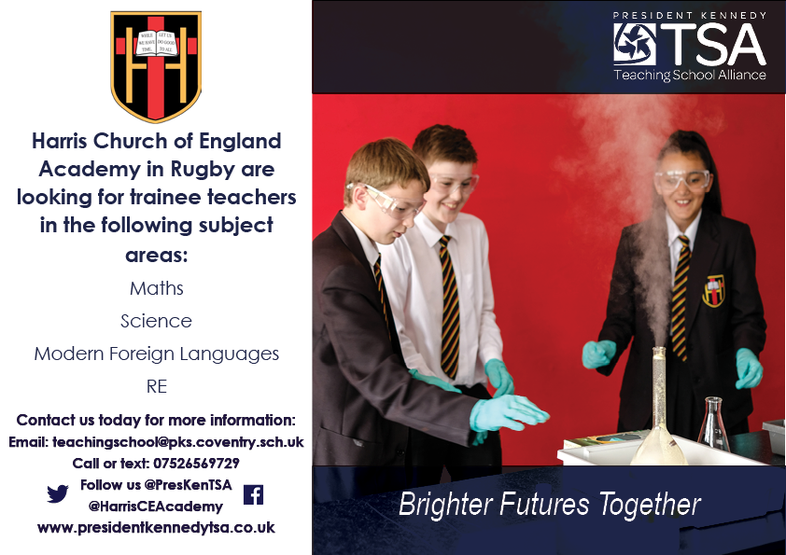 Trainee Teachers Wanted