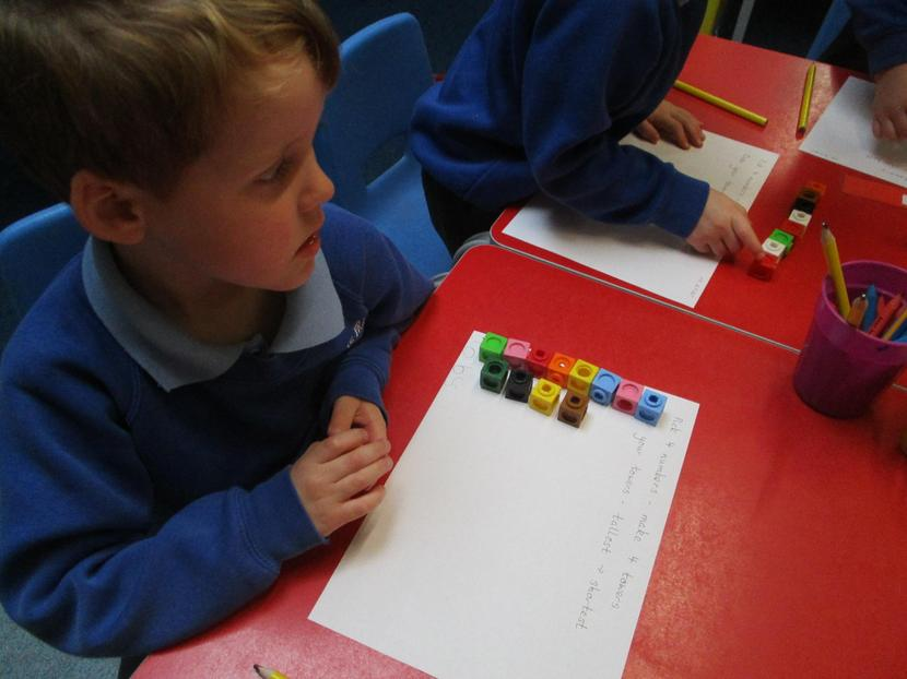 Ordering towers.