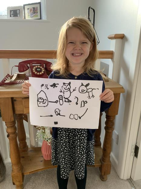 Lily super story map.