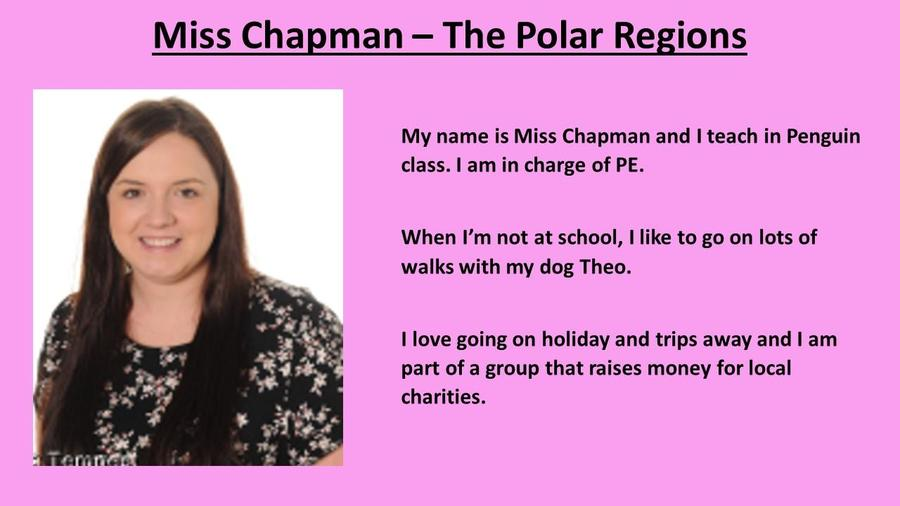 Miss Chapman