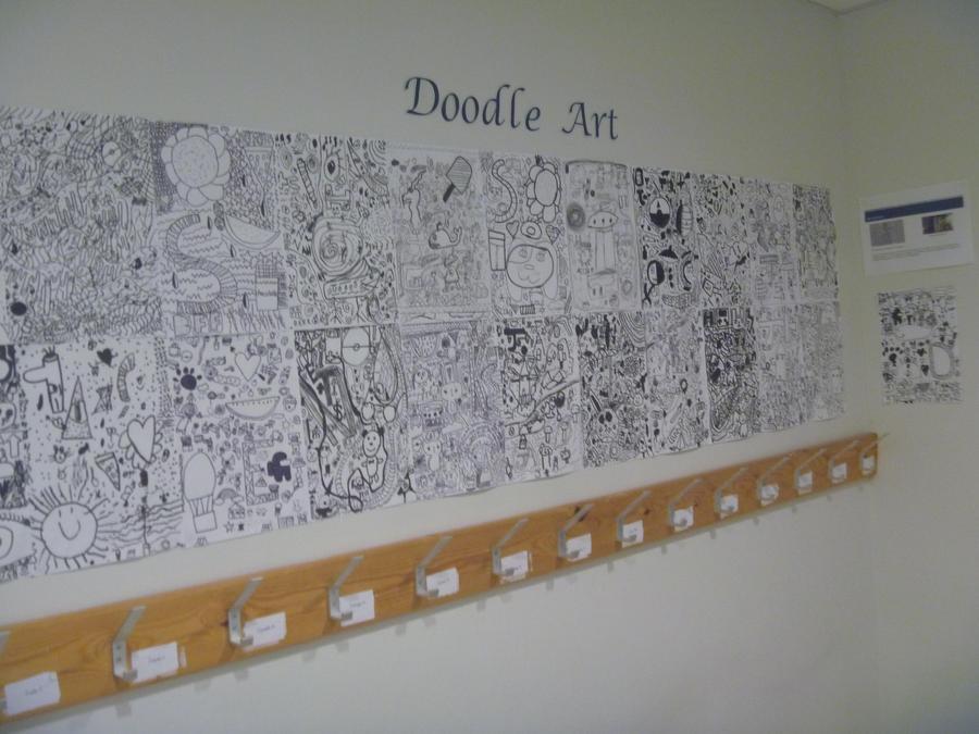 Mr Doodle Art