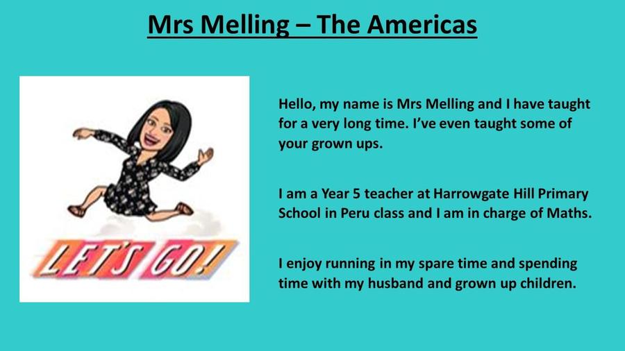 Mrs Melling