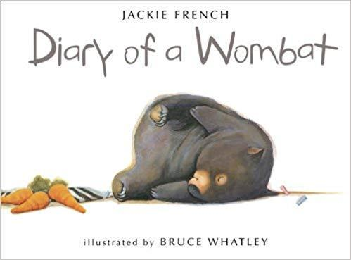 Diary of a Wombat picture