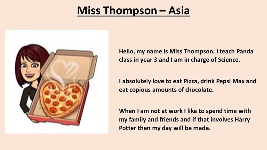 Miss Thompson