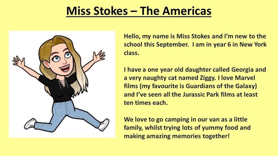 Miss Stokes