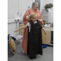 Tanya, the ancient Greek, came to visit Year 4