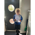 Our Citizen Of The Term-Leah W