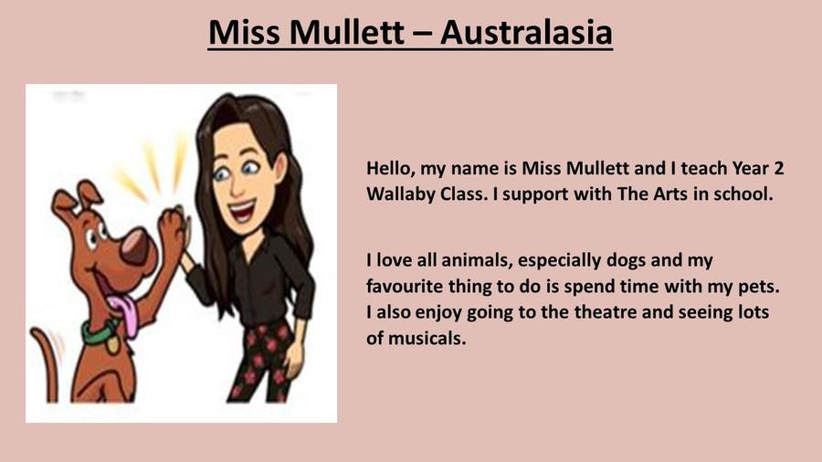 Miss Mullett