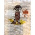 George's cross stitch