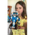 A Scratch Robot!