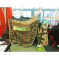 This is our Gruffalo den!