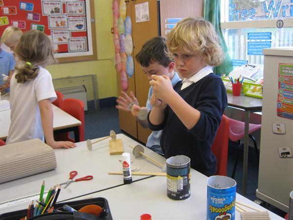 Building our Trojan Horses.