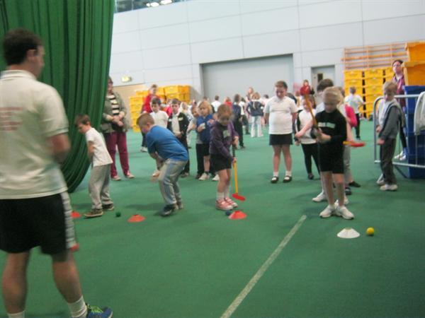Multi skills fun at the EIS