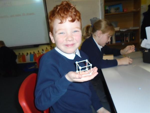 Making 3D shapes