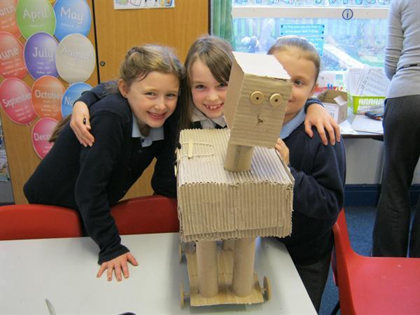 Our Trojan Horse models.
