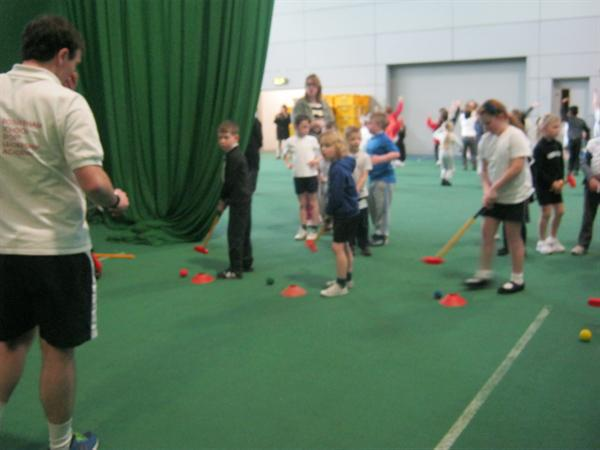Multi skills fun at the EIS