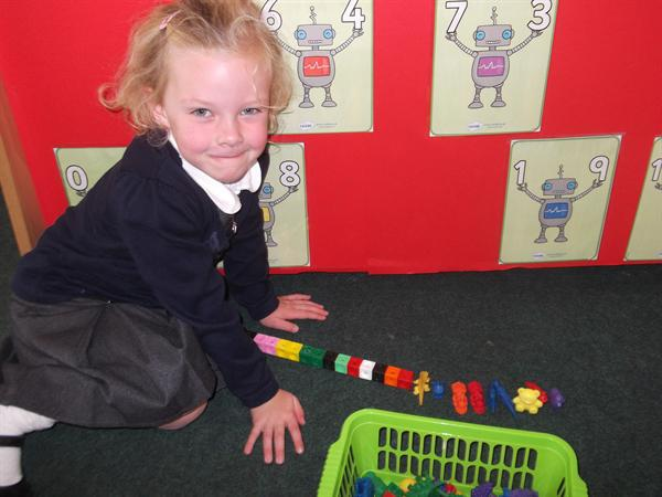 Counting objects in Maths