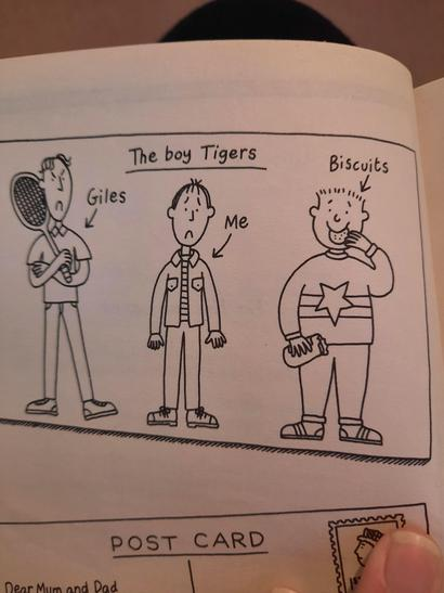 The boy Tigers